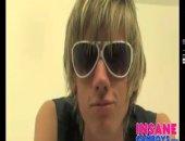 Hot ex boyfriend johnny jerks on cam!