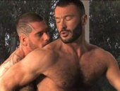 Directors Chris Ward and Steve Cruz team up to present Giants Part 1, a major two part release shot on location in Sonoma California with some of the biggest stars of the Gay Porn industry.