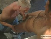 swallowing a nice fat cock