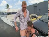 This weeks episodes me and my buddy go cruising the strip malls and Laundromats looking for some fresh meet. We find this nice little 21 year old walking out the gas station.