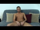Adrian, a tattooed and pierced newcomer shows us what hes made of in his solo jerk off scene.