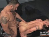 When this Blatino super star gets his dick hard, no bottom is safe! Phat Daddys in the house with 10.5 inches of lethal weapon, banging the hell out of bottoms Brooklyn, N Tycin, Bronz Star, Jason Tiya and Terry. Its a bottoms up, heads down collection of Phat Daddys biggest and best hardcore scenes.