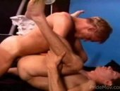 This porn video features hunks from Las Vegas. Watch as they love to give oral sex.