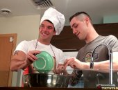 In The Kitchen, Backstage With Trystan Bull & Johan Lapointe