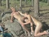 Threesome fans will love this sex video because its loaded with three way scenes.