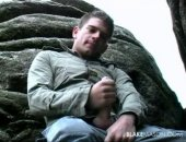 Adam, now of Eurocreme fame, goes for a walk on Dartmoor and just like all 18 year old guys, is for ever horny! Stroking his chunky uncut dick, this one is for the voyeurs!
