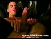 No one does raunch better then Hot Desert Knights! Watch this HDK stud take a huge dildo up his ass to practice before getting fucked bare by a big cock!
