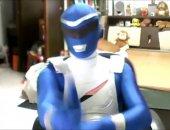 Blue Ranger = Gay Ranger