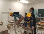 Asian school boys getting sticks with condoms on them shoved in their assholes, because you gotta be safe.