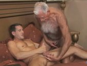 Young guy gets with the experienced old codger in this video.