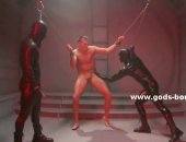 Undercovered ops take advantage of gay slave giving him a hell of a time in extreme fucking
