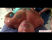 Lucky dude gets an amazing cock massage