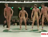 Four big dicked muscle studs have all proven their wrestling skills. http:www.general-erotic.comnk