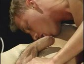 Hunky gays enjoy outdoor groupsex