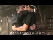 In the middle of a deserted barn, Jimmy Trips and Rick Powers roll around in the hay for some animal-like one-on-one fucking. After so mutual oral appreciation its straight into the deep, penetrative anal. Strap in, this is a rough ride.