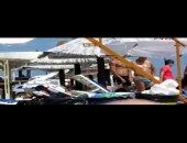 Hot hunks on the beach filmed on hidden cam