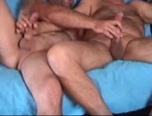 Home cock play while 3rd friend takes pictures