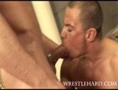 WrestleHard - Ancient Greek FuckFight
