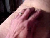 Horny buddies stroke each other and cum.