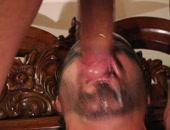 Force feeding my dick
