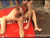 Wrestlhard - Dirty Musclemen Orgy