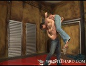 Wrestle Hard - Rough Master Fucks