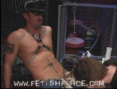 Fetish Force - Tattoo Parlor
