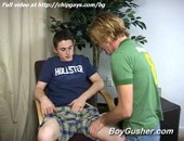 Beauty & The Twink - Hot young twinks play