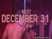 The best live stripper show on the web is TOTAL FREE access on December 31st 2009 starting at 9PM East Time and this for 24 hours. Come Join Us Live from Montreal