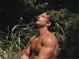 Muscle bound hottie