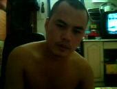 Stripping on webcam