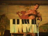 hot gay playing piano with his big dick..................