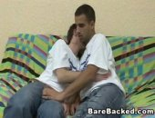 Two Gay boys are barebacking and cumswapping