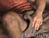 Fratmen Cole showing off his rippling muscles and perfect cock. He loves to toy around and play with it
