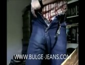 SUPER HOT BULGE JEANS