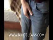 HUNG BULGE JEANS