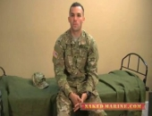 Army Specialist Brad has just returned from Iraq, and will soon be on his way to Afghanistan. Wearing a brand new uniform especially created for...
