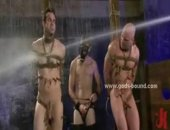 Gay slave tortured and humiliated in bondage sex video suffering ***** and disgrace from kink master that loves to enact his wildest fantasies in...
