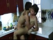 swesty twink fuck in the kitchen