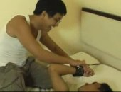 Mike and Ricky find a hot dark skinned cute gay Asian hottie and bring him into their tickle lair. There he is put in the leather cuffs, strapped down spreadeagled nice and tight. Then Mike and Ricky take turns tickling the hell out of him till they are both delighted!