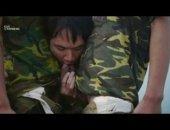 horny asian army twinks hot 3 way