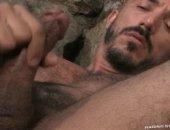Bonus Solo Scene With Hot Stud Alessio Romero