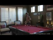 straight strokers play pool