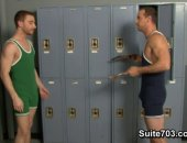 spandex singlets and sweet sex