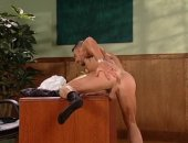 ripped an d beautiful stallion plays with his hole and strokes a beautiful cock