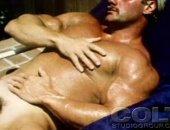 muscle hunk spank
