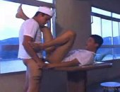 Hot Sailor Giving His Partner a nice Anal Fuck.