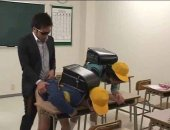 Horny Asian Guys Sucking and Fucking at the School.
