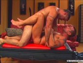 Horny Studs Over 40 Having a nice anal hardcore sex.