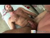Hairy Guy Got Fucked Hard By His Buddy.